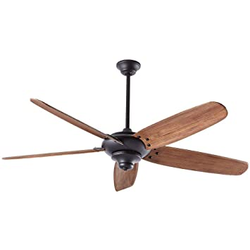 Home Decorators Collection Altura Dc 68 In Indoor Matte Black Ceiling Fan