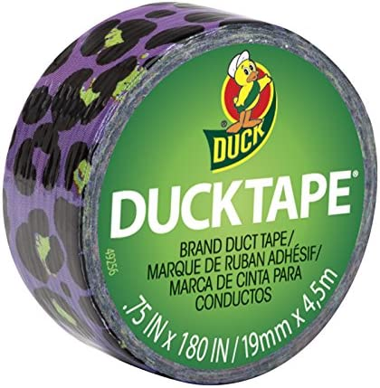 DUCT TAPE CHEETA DCKLNG by DUCK MfrPartNo 282665