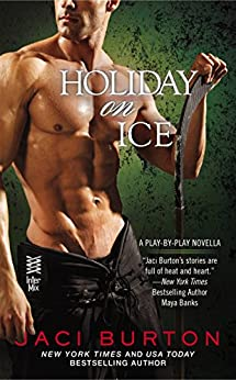 Holiday on Ice (A Play-by-Play Novel) by [Burton, Jaci]