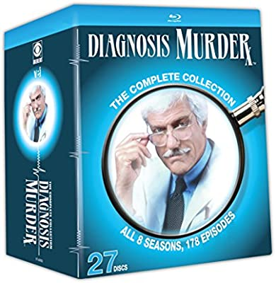 Diagnosis Murder// Complete Collection/8 Seasons 178