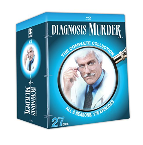 Diagnosis Murder// Complete Collection/8 Seasons 178 Episodes (Bluray) [Blu-ray] by Visual Entertainment Inc.
