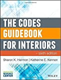 img - for The Codes Guidebook for Interiors 6th edition by Harmon, Sharon K., Kennon, Katherine E. (2014) Hardcover book / textbook / text book