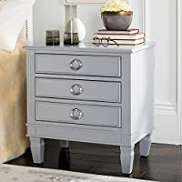 Safavieh FOX6276C Night Stand, Normal