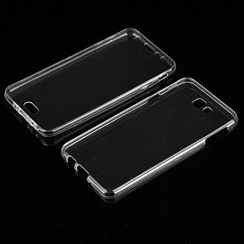 Samsung Galaxy J7 Prime Case 0.75mm Doppelseitige Ultradünne transparente TPU Schutzhülle für Samsung Galaxy J7 Prime by diebelleu