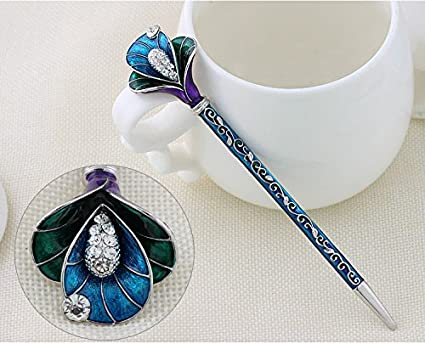 Épingles traditionnels chinois pour cheveux, design classique special