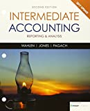 img - for Bundle: Intermediate Accounting: Reporting and Analysis, 2017 Update, Loose-Leaf Version, 2nd + CengageNOW v2, 2 terms Printed Access Card book / textbook / text book