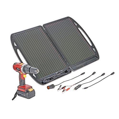 Thunderbolt Magnum 13 Watt Briefcase Solar Charger by Thunderbolt
