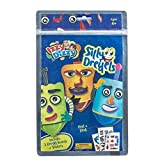 Silly Dreidels - Includes 3 Draidel Boards and Stickers - Hanukah Arts and Crafts - Gifts and Games by Izzy 'n' Dizzy