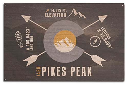 pikes peak sign - 4