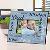 """Personalized Gift All - Star Dad Picture Frame by """"JDS Marketing & Sales, Inc."""""""