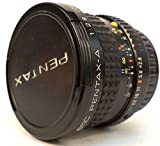Pentax SMCP-A 20mm f/2.8 Lens with Case