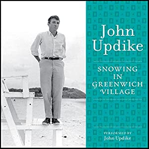 Snowing in Greenwich Village Audiobook