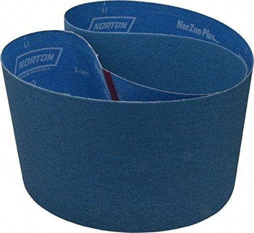 Norton Abrasives - St. Gobain 78072728931 Sanding Belt, 6 W x 48 in L, Grit 120