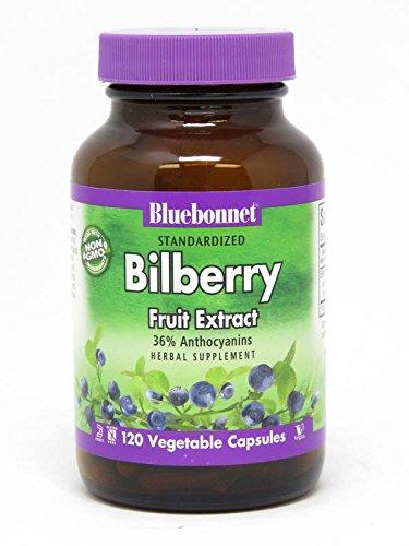 Cheap BlueBonnet Bilberry Fruit Extract Supplement, 120 Count