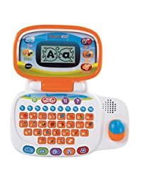 VTech Tote and Go Laptop, Orange BOBEBE Online Baby Store From New York to Miami and Los Angeles