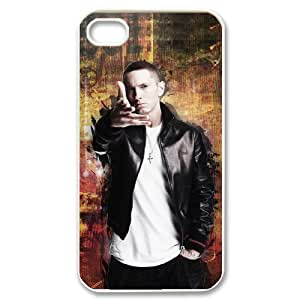 WAKEUP Customized Print Eminem Pattern Back Case for iPhone 4/4S