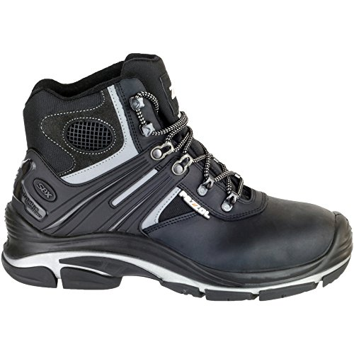 Hi Waterproof Black S3 Tornado Safety Mens Pezzol Boot q8aEwtIP