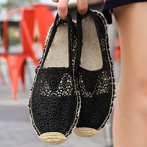 AG&T Zapatos Deporte Mujer Zapatillas Deportivas Moda Sandalias de Verano Mocasines de Plataforma Casuales Zapatillas de Lona para Mujer Cuña: Amazon.es: Deportes y aire libre