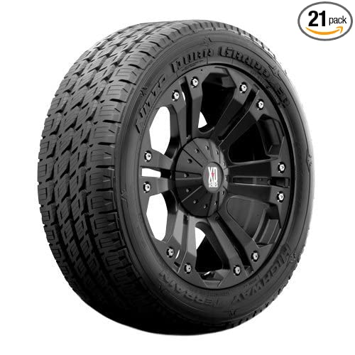 Nitto Dura Grappler All-Terrain Radial Tire-275/55R20 117H 205150