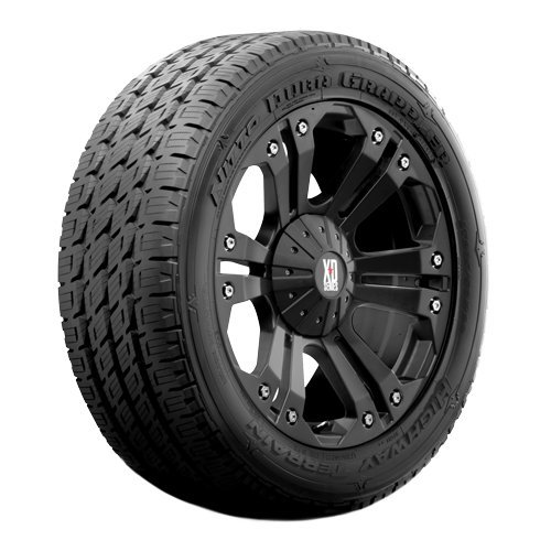 (Nitto Dura Grappler All-Terrain Radial Tire-275/55R20 117H)
