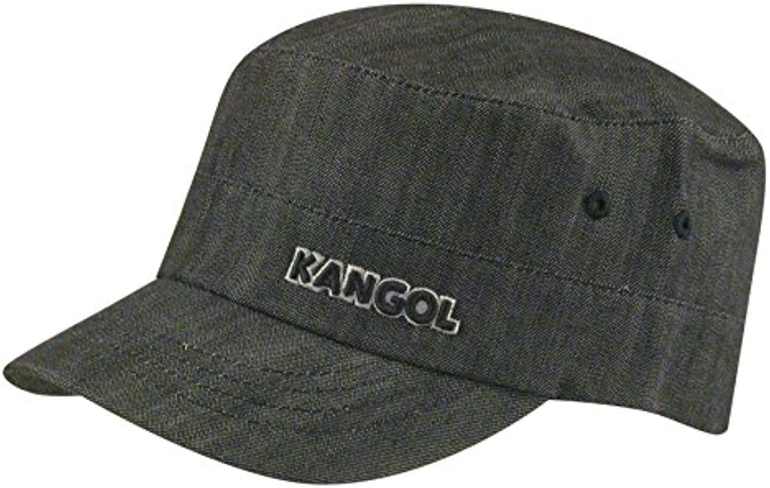 Kangol Denim Army Cap Gorra, Black, S/M para Hombre: Amazon.es ...