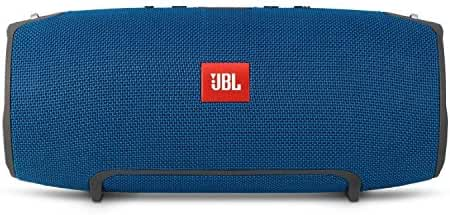 JBL Xtreme Portable Wireless Bluetooth Speaker - Blue - (Certified Refurbished)