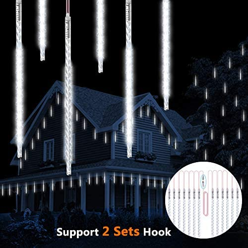 Vikdio Meteor Shower Rain Light