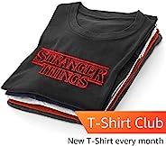 Stranger Things T-Shirt Club Subscription – Men – XL