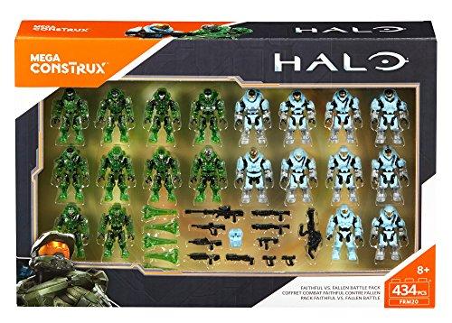 Mega Construx Halo Faithful Vs. Fallen Pack (Set Fallen Figure)