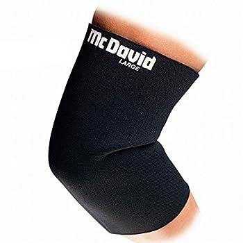 McDavid 484T Adult Football Elbow Sleeve (Medium)