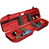 MTM IFB-1-30 Ice Fishing Rod Box (Red)