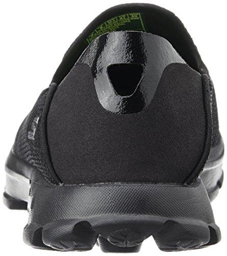Skechers Rendimiento Go Walk 3 - Salón de zapatos Caminar Negro/Negro