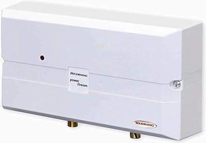 Redring 45793202 - Calentador de agua instantáneo (12 kw)