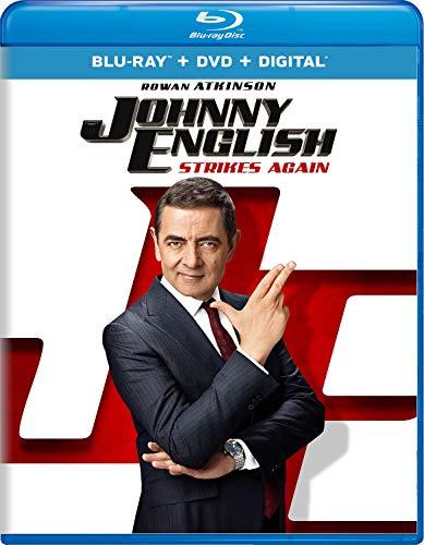 Johnny English Strikes Again [Blu-ray]