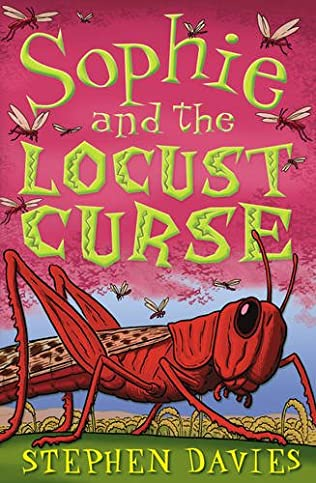 book cover of Sophie and the Locust Curse