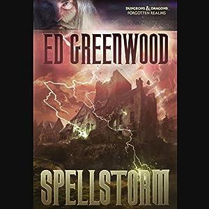 Spellstorm Audiobook