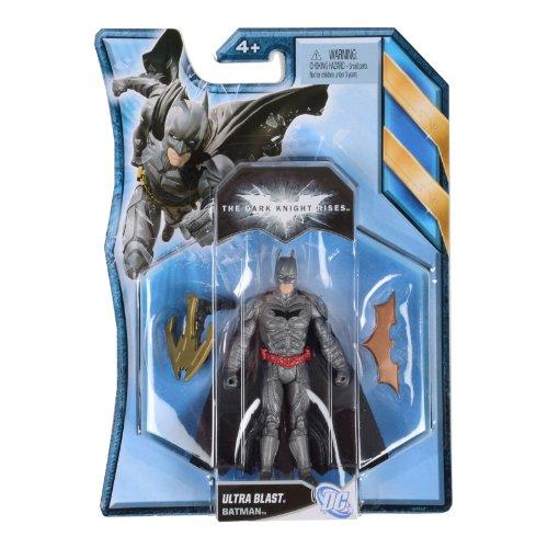 Dark Knight Rises Ultra Blast Batman 4.5 inch action figure x1239