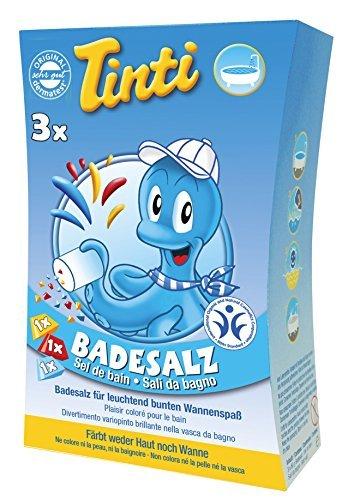 Amazon.com: Tinti Sales de baño. Conjunto de 3 por Tinti: Baby