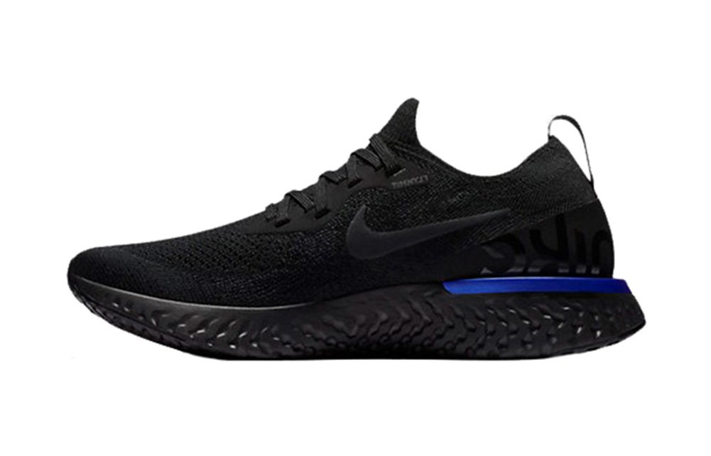 NIKE WMNS Epic React Flyknit Womens Aq0070-004 B079QJ4BQW 8 B(M) US|Black
