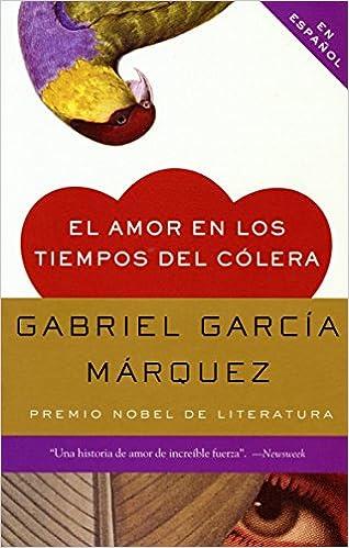 cover image, el amor en los tiempos del colera