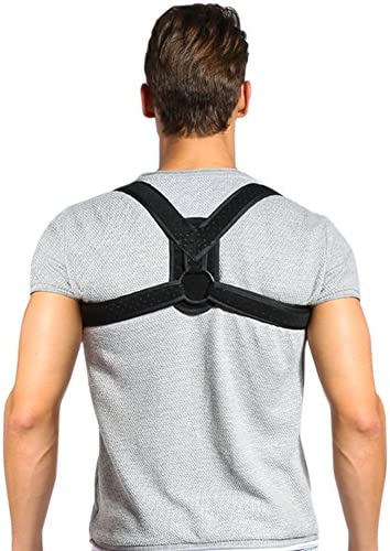 GZ HaiQianXin Unterstützung für die Korrektur der oberen Rückenhaltung für Männer und Frauen