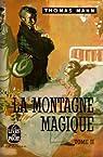 La montagne magique t. 2 par Mann