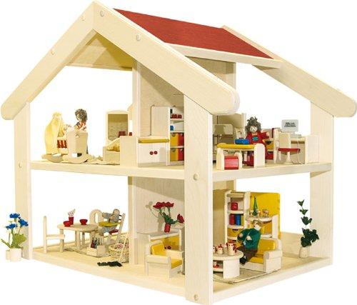 goki puppenhaus lohnt sich der kauf. Black Bedroom Furniture Sets. Home Design Ideas