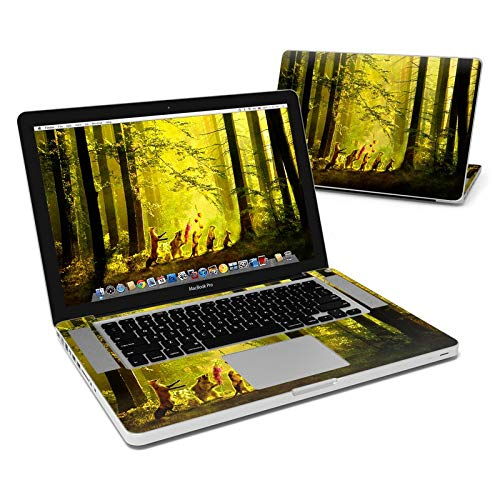 (Secret Parade Full-Size 360° Protector Skin Sticker for Apple MacBook Pro 15