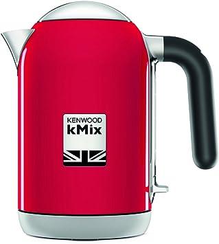 Kenwood Hervidor Linea kMix, 2200 W rojo: Amazon.es: Hogar