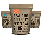 Real Good Coffee Co Whole Beans