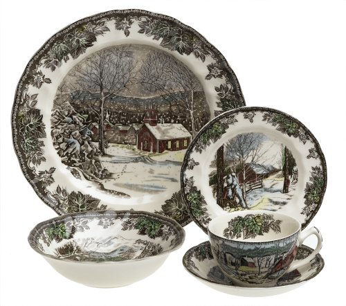 Johnson-Brothers-Friendly-Village-5-Piece-Place-Setting  sc 1 st  Christmas World Store & Johnson Brothers Friendly Village 5 Piece Place Setting ...