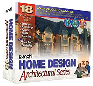 Punch Home Design Architectural Series 18 Software
