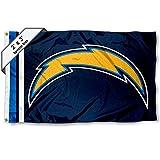 San Diego Chargers 2x3 Feet Flag