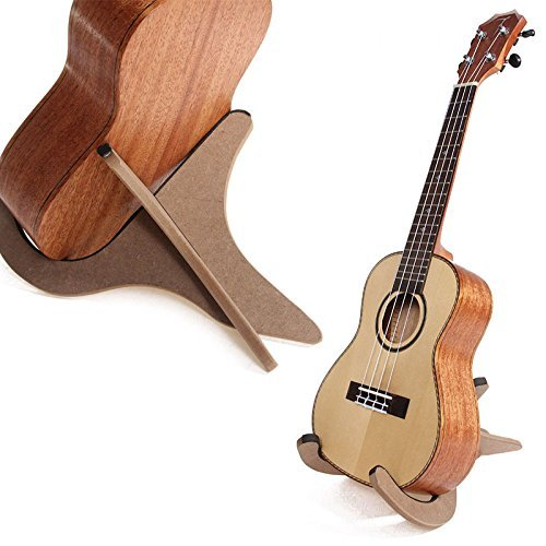 Timiy Wooden Foldable Musical Instrument Stand for Guitars,Violin,Ukulele 1Pcs by Jinhui Direct (Image #4)